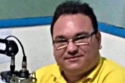Asesinan a tiros a un periodista mientras emitía en directo su programa de radio