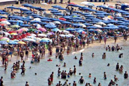 Las pernoctaciones hoteleras suben en España un 5,9% en julio de 2015