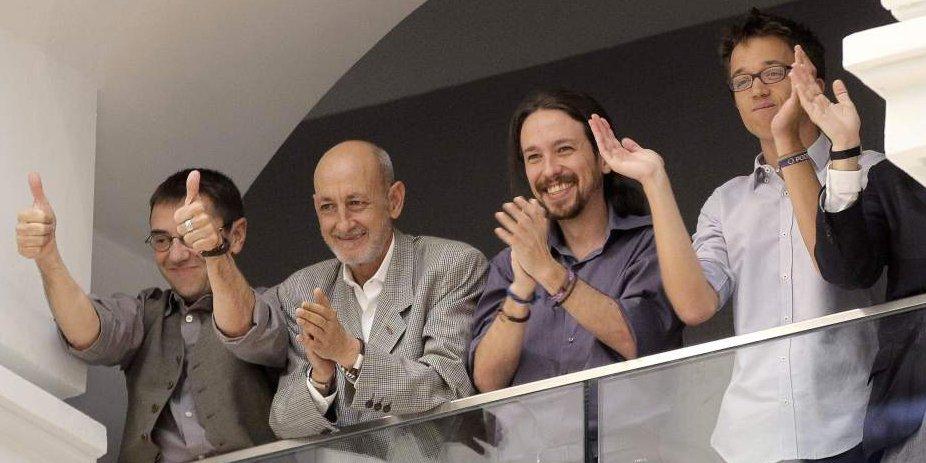 La indignada carta de un dirigente de Podemos pinta la cara de amarillo a Pablo Iglesias y colegas podemitas