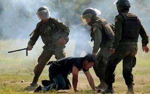 La Iglesia condena el uso de la violencia contra indígenas de Bolivia