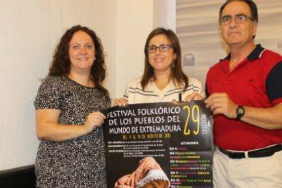Llega a Mérida el XXIX Festival folklórico de los Pueblos del Mundo