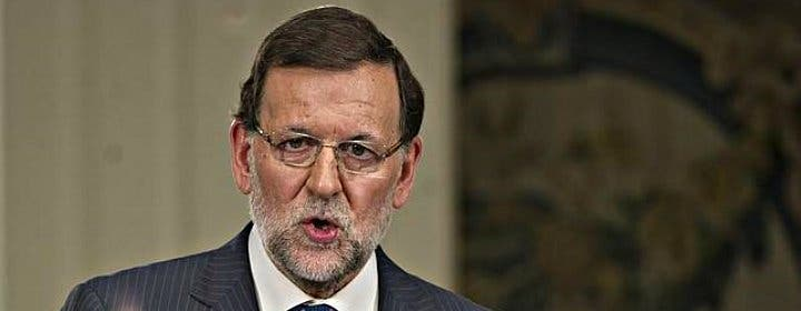 """Mariano Rajoy: """"China no va a influir en el corto, medio y largo plazo en nuestra recuperación economica"""""""