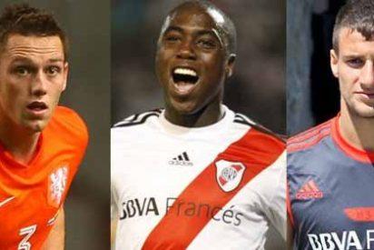 Las tres alternativas del Valencia por si se complica Garay