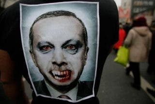 """Los decapitadores islamistas llaman a la rebelión contra el """"Satán"""" Erdogan"""