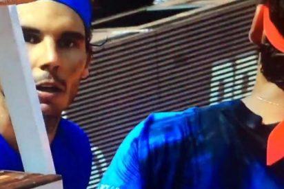 "La bronca entre Rafa Nadal y Fabio Fognini: ""No me rompas las pelotas"""