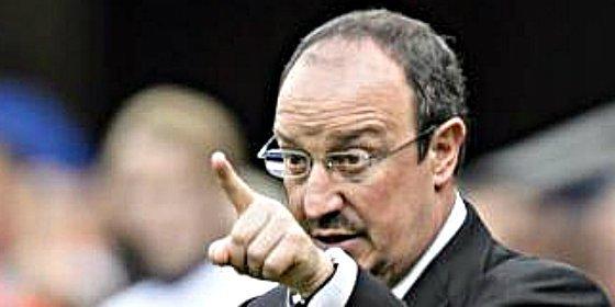 Benítez no le convoca y se irá del Real Madrid en las próximas horas