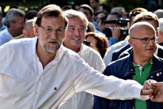 El PP suma ya el 32,1% de los votos, el PSOE está anclado en el 24,9%, Podemos cae al 13,2% y Ciudadanos saca el 10,4%