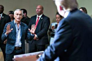 "Donald Trump expulsa de su rueda de prensa a un periodista hispano: ""Vuelve a Univisión"""