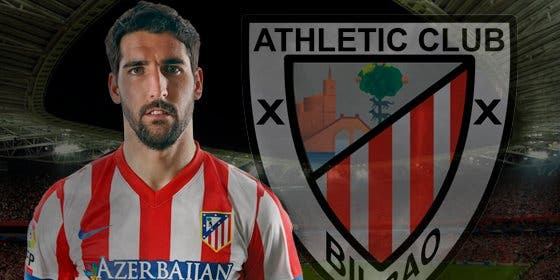 Raúl García ficha por el Athletic Club