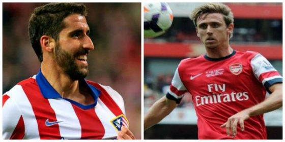 El Athletic, con 25 millones a por dos españoles