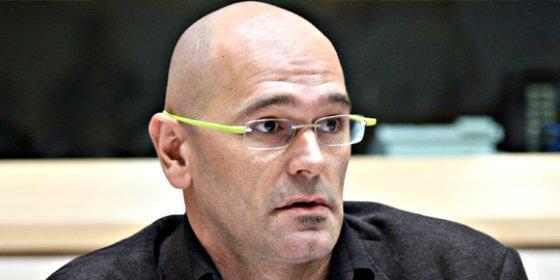 """El independentista Romeva cree que el Estado ha dado """"palizas de arriba a abajo"""" a Cataluña"""