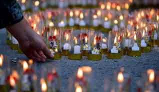 El papa expresa su profunda tristeza por el atentado en Bangkok
