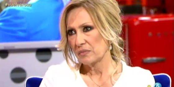 """El 'deluxe' prepara su castigo a Rosa Benito, la colaboradora que abominó de """"Sálvame"""""""
