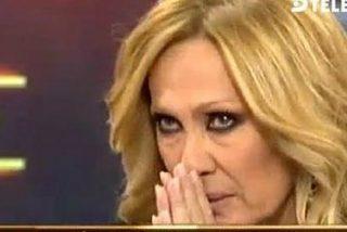 "Rosa Benito al límite: ""Antes de volver a 'Sálvame', ¡me rompo las piernas!"""