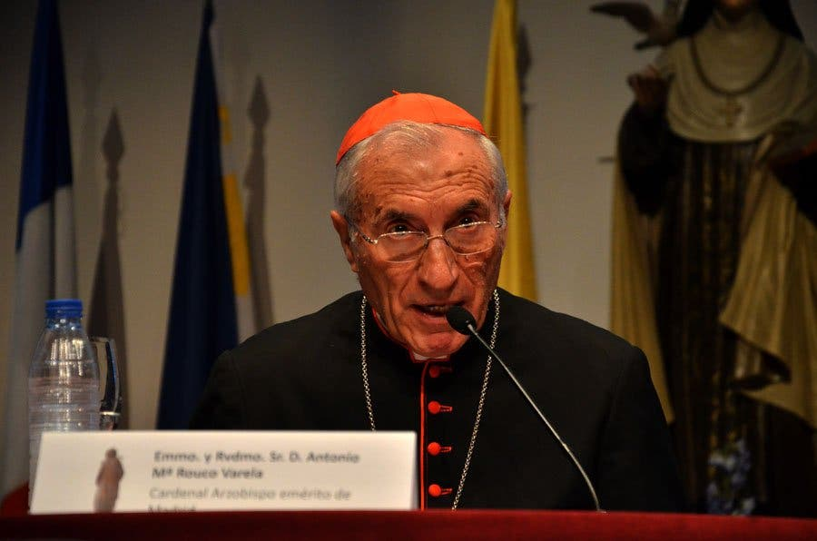 "Rouco presenta a Teresa de Jesús como ""culmen de la vida consagrada"""