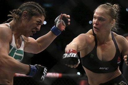 La luchadora Ronda Rousey, trending topic mundial por bestia