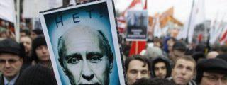 Un grupo de cristianos ortodoxos destrozan en Moscú una exposición por considerarla una ofensa