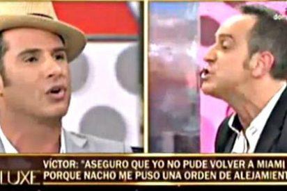 """Nacho Polo: """"Víctor Sandoval, mi exmarido, me ha maltratado psicológicamente"""""""