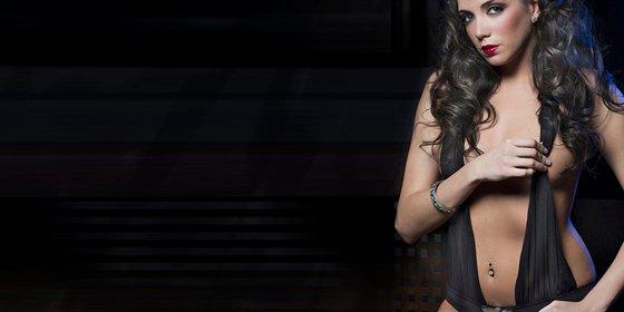 Fotografían a la ex Tronista, ex de Bartra y Benzema, sin ropa interior