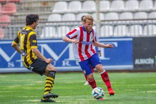 Deja el Atlético para jugar en Segunda