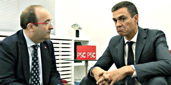 Pedro Sánchez acepta un pacto fiscal con Cataluña que levanta sarpullido hasta en el PSOE