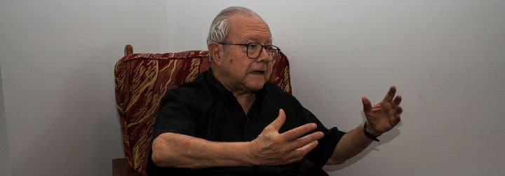 """Padre Scannone sj: """"El Papa Francisco tiene cintura para gobernar"""""""