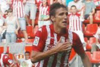 El Getafe quiere quitar al Sporting el fichaje de uno de sus ex