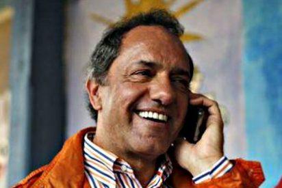 El 'kirchnerista' Scioli, con muchas 'trampas', gana las primarias argentinas