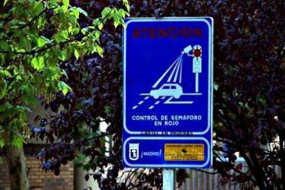 ¿Quieres saber dónde están los 26 semáforos 'caza multas' de Madrid?