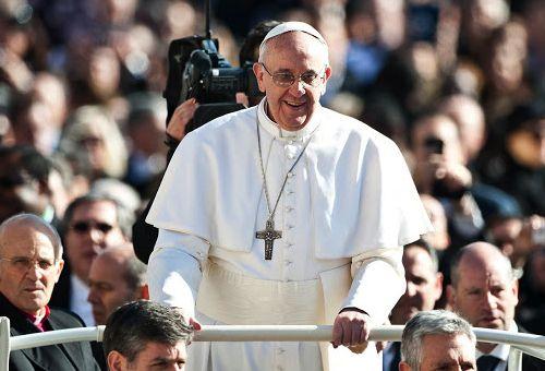 El Papa recibirá el próximo martes a 9.000 monaguillos