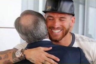 Así es el contrato multimillonario de Sergio Ramos con el agarrado de Florentino Pérez