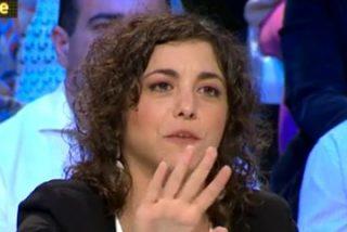 """Tania González (Podemos), calladita estás más guapa: """"¿Cómo es posible que Rato sin tener Twitter dijese que recibía amenazas por esta vía?"""""""