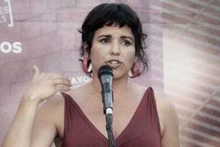 "Teresa Rodríguez (Podemos): ""Me aterroriza el temblor de piernas de Tsipras"""
