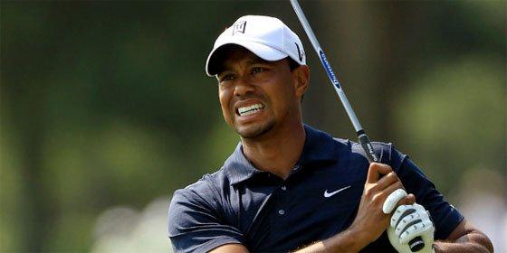 Tiger Woods no pasa el corte por tercer 'major' consecutivo