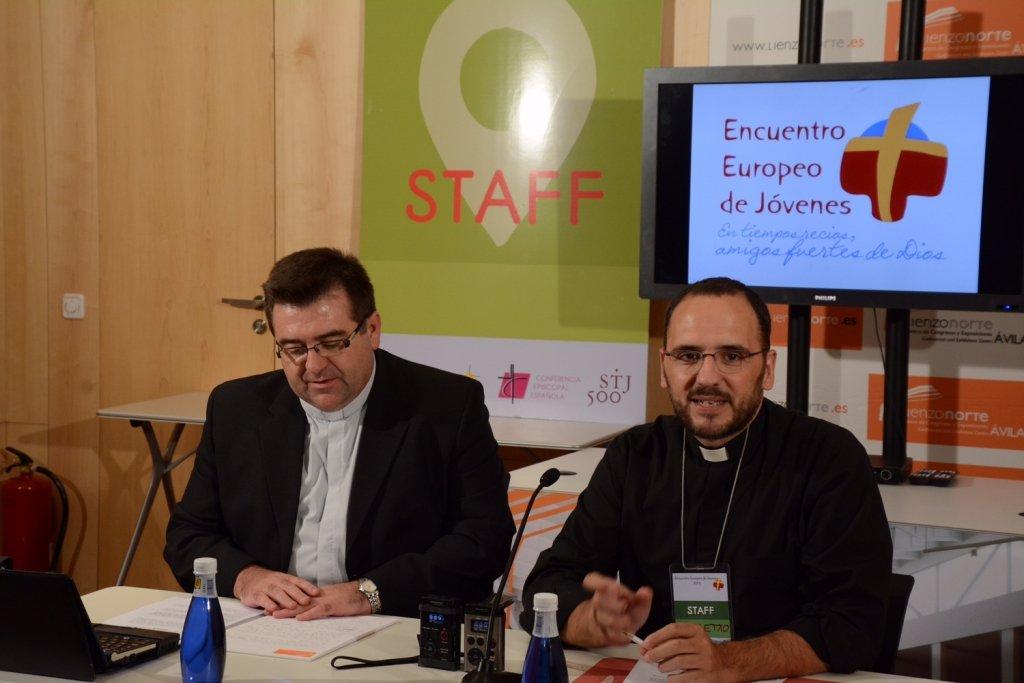 """El obispo de Ávila pide a los jóvenes renovar """"la alegría de ser amigo de Dios"""""""