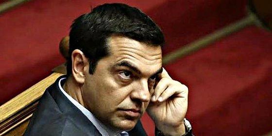 Tras envainársela ante la UE, el simpatico Alexis Tsipras se someterá a una moción de confianza