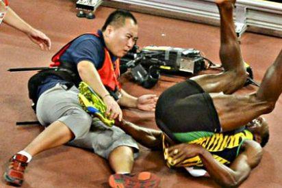 El accidente que pudo acabar para siempre con las carreras de Usain Bolt