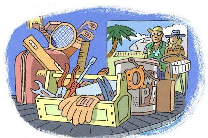 El turismo generó en España más de la mitad del empleo en 2015