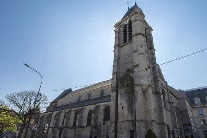 Franceses exiliados en Siria encargaron un fallido ataque a una iglesia
