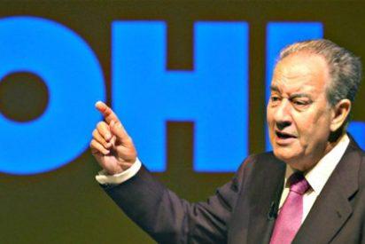 A Juan Villar Mir le crecen los enanos mexicanos: OHL se desploma un 12% en bolsa