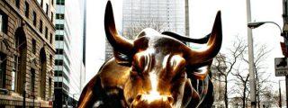 Wall Street se dispara un 4% y el Dow Jones recupera 620 puntos