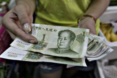 La Bolsa de Shanghái pierde el 6,41% en la apertura este 25 de agosto