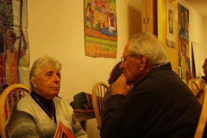 "Tea Frigerio: ""Un Dios que va al encuentro, no le interesa a una Iglesia Jerárquica"""