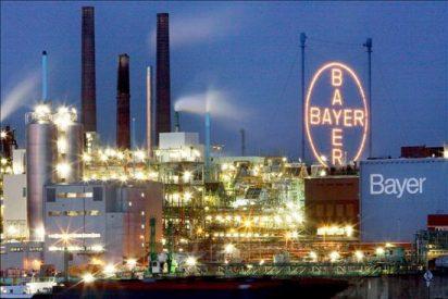 Bayer lanza a bolsa las nuevas acciones de Covestro