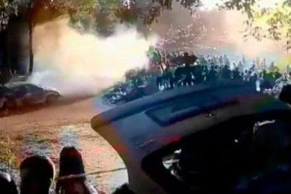 [Vídeo] El accidente del Rally de La Coruña donde murieron 7 personas