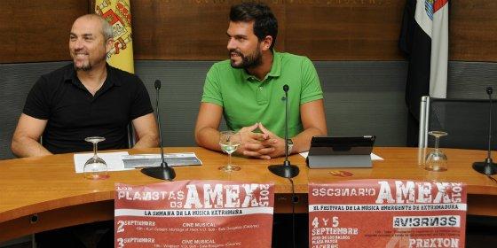 'La Semana de la Música' vuelve a Cáceres con bandas y solistas extremeños