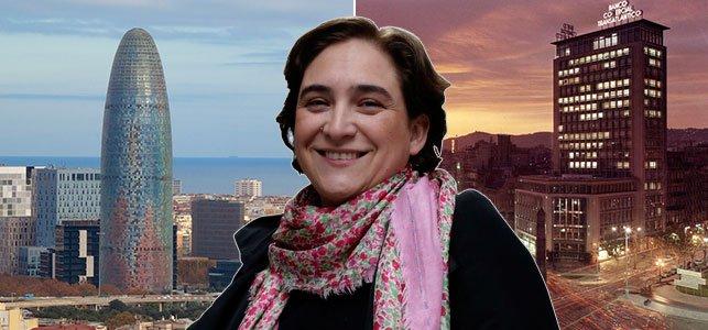 Barcelona rechaza ser 'ciudad independentista' con la abstención de Ada Colau