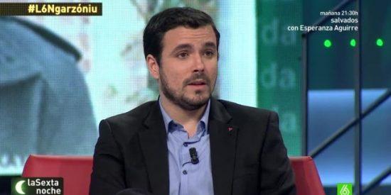 Iglesias quiere que Alberto Garzón sea la coleta de Podemos