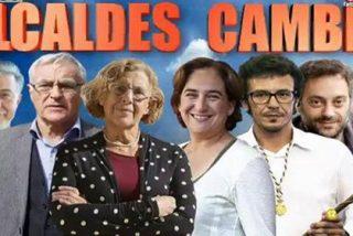 """Eduardo Inda pone a caer de un burro los cien días de los alcaldes populistas: """"Son como la vieja castuza, nepotismo y enchufismo"""""""