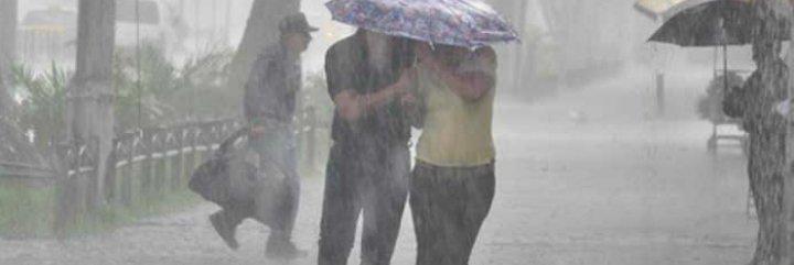 112 Extremadura declara alerta amarilla por lluvias y viento